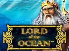 Игровой автомат на деньги Lord Of The Ocean